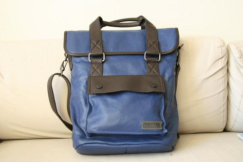 Akiko Laptop Bag from Mamtak Bags (front)