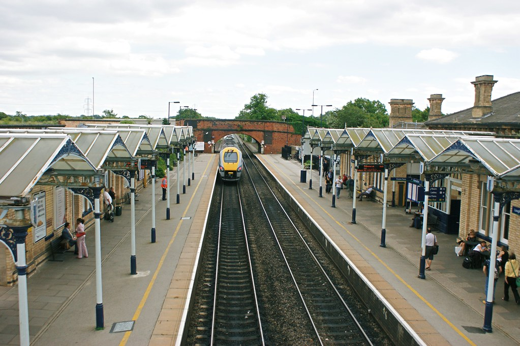 Loughborough station