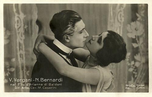 Vera Vergani and Nerio Bernardi