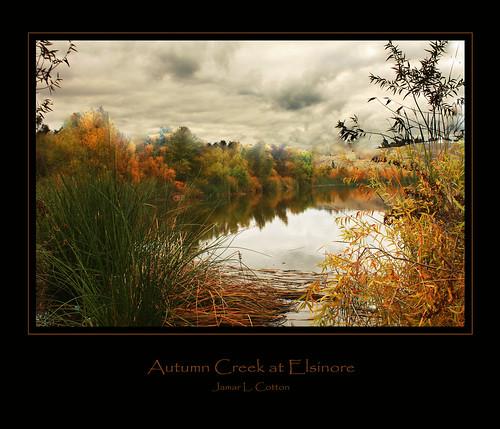 Autumn Creek at Elsinore
