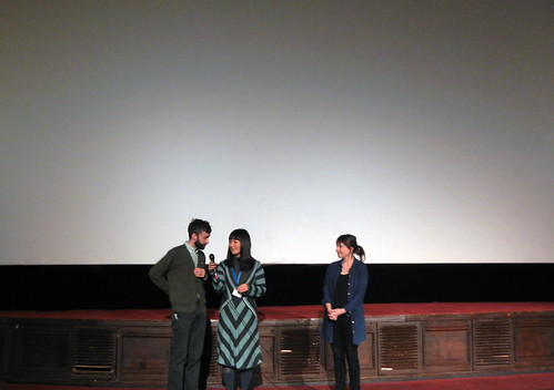 talk before screening