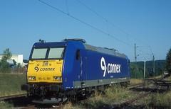 * BOM  Bombardier  185 CL 001  bis  185 CL 008