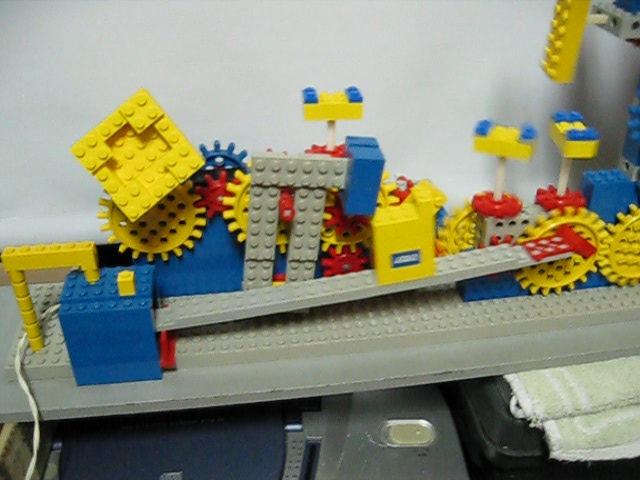 Lego GEAR - 3D