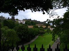 Now a Park