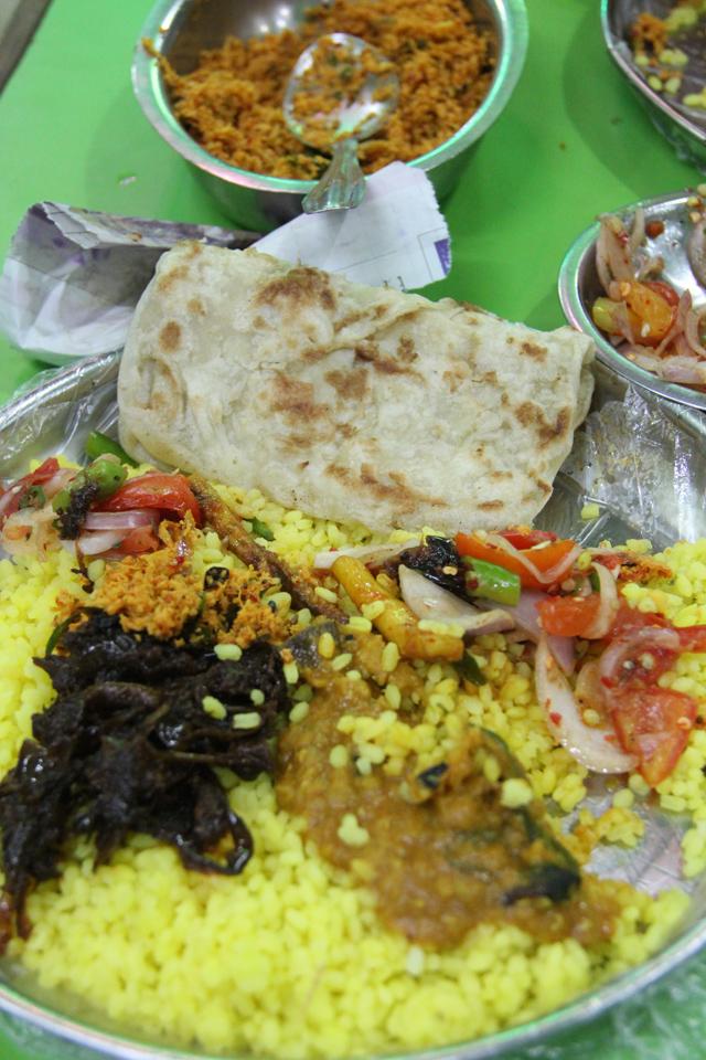 Jaffna Sri Lanka Food