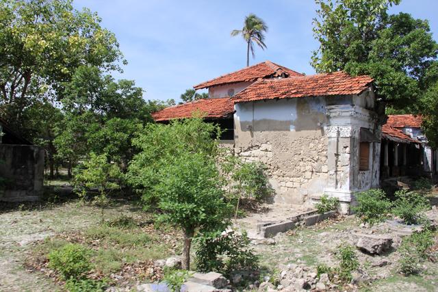 Island near Jaffna