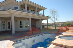 foreclosed new home in sprawl, Las Vegas (by: BBC World Service, creative commons license)