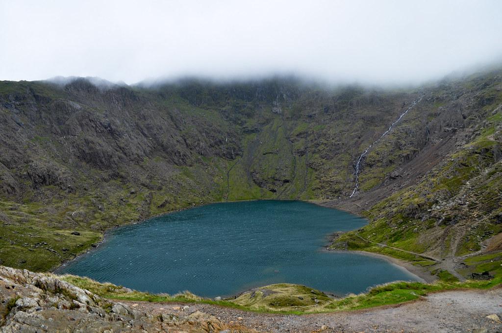 Snowdon lake