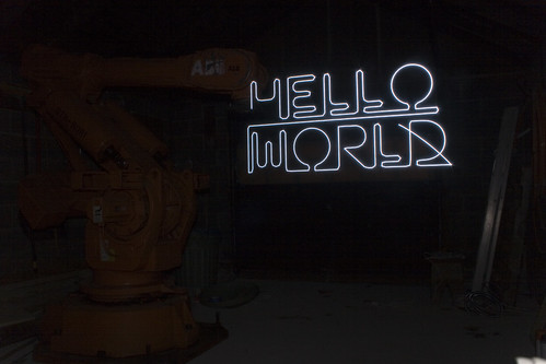 Hello_World by Ryan Luke Johns