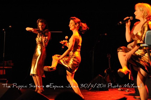 The Puppini Sisters @Espace Julien By McYavell - 111130 (18)