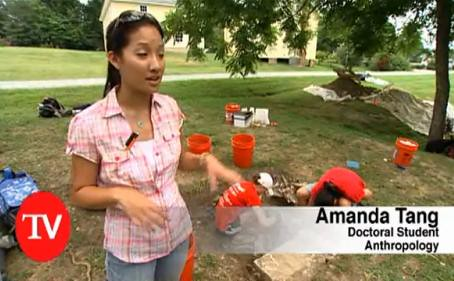 Amanda Tang on TerpVision. Source: TerpVision