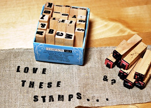 love these stamps