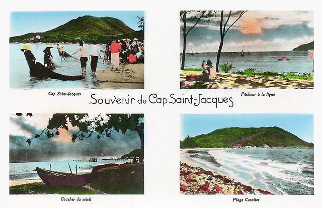 Souvenir de Cap Saint Jacques