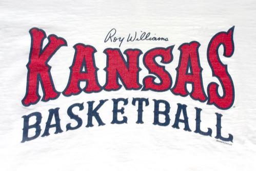 Kansas Jayhawks 1997 (Front)