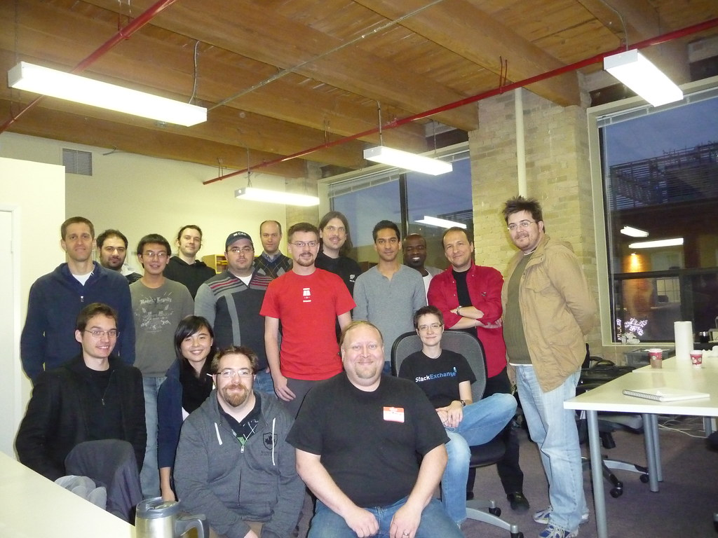 Global Day of Coderetreat Toronto Group Picture