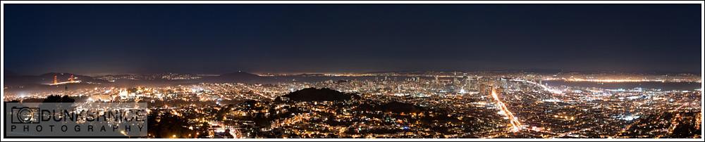 Twin Peaks, San Francisco.
