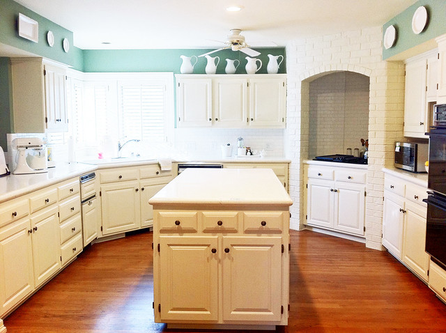 Zesty Nest Kitchen Reno After 6