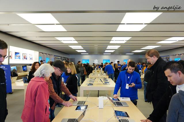 Apple Store @ Seattle