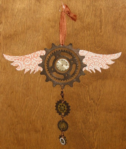 Steampunk Ornament 8