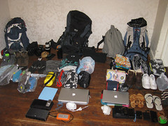 Our gear!