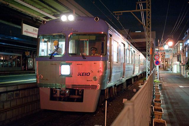 京王電鉄井の頭線 3000系 3028F ATS検測試運転 0722