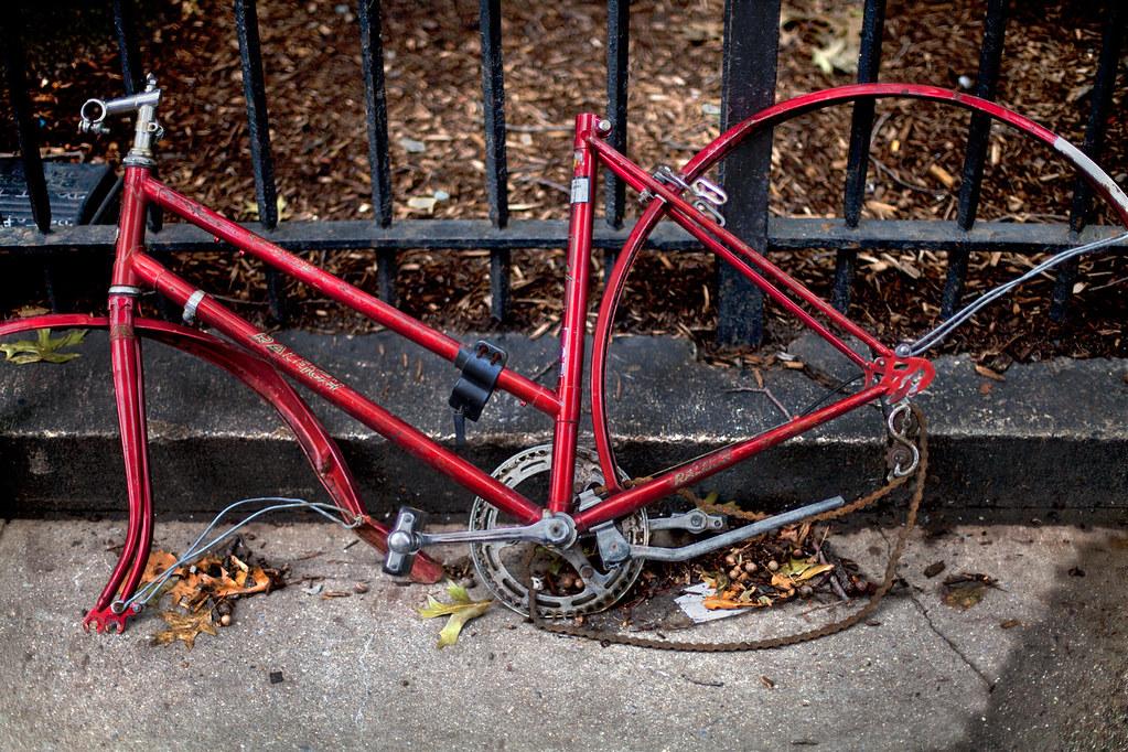 Skeletons NYC, #8
