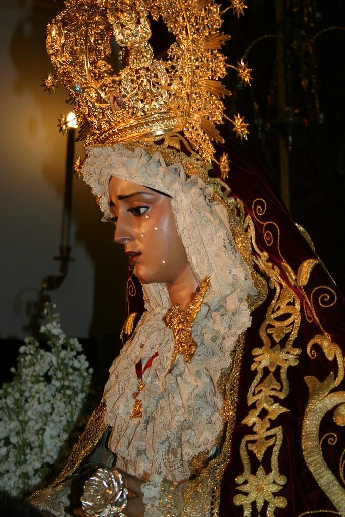 Besamanos Virgen de la Caridad en Su Soledad.7