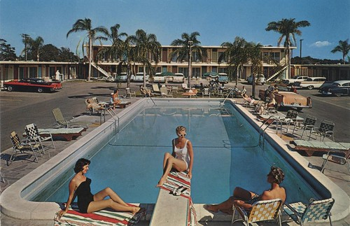 Plaza Inn Motel - St. Petersburg, Florida by What Makes The Pie Shops Tick?