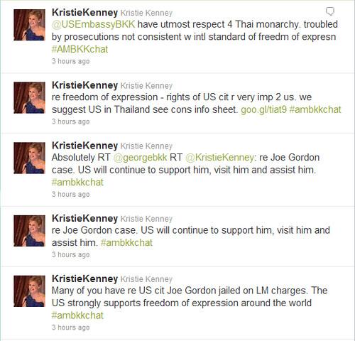 Kristie Kenney