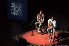 Hargo performing at TEDxSanDiego    MG 3859