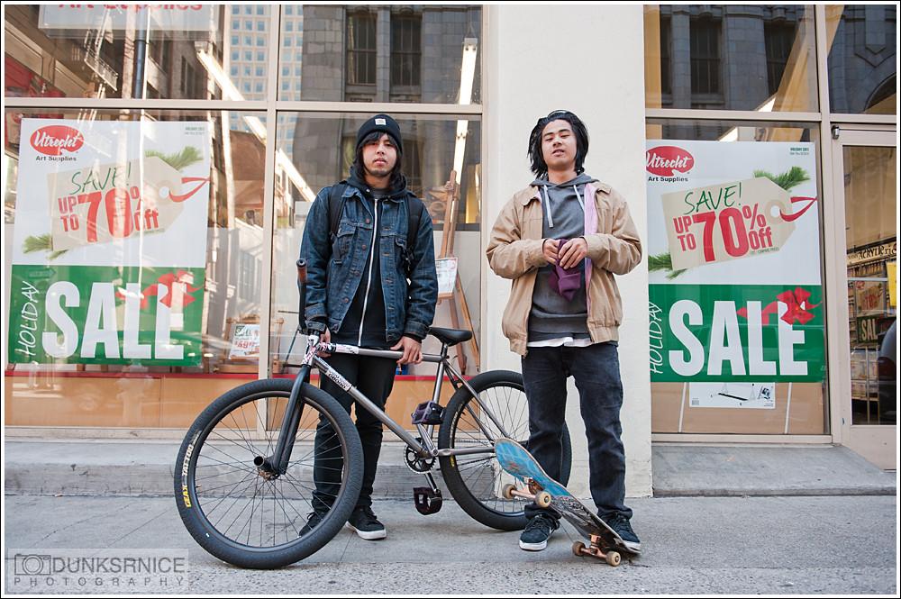 Karl & Kevin.