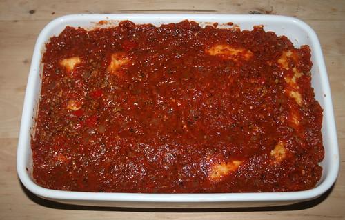 42 - Mit Sauce übergießen