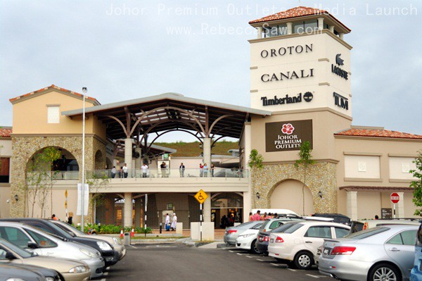 johor premium outlet - media launch