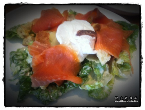 Classic Caesar Salad - Plan B @ Bangsar Village 1