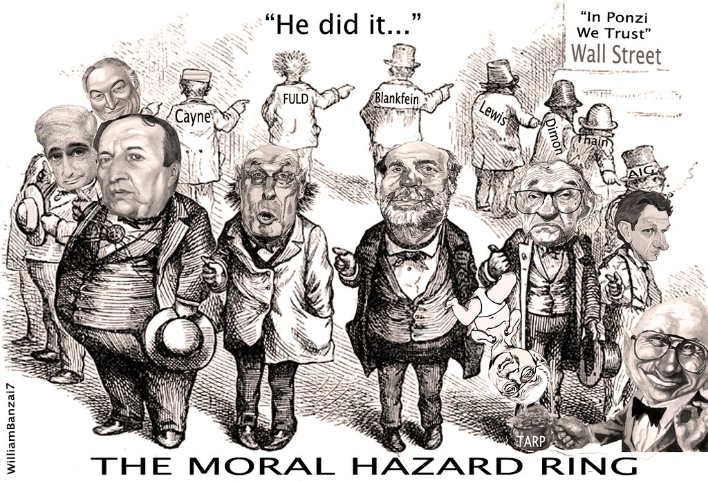 THE MORAL HAZARD RING