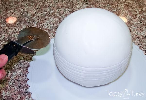 disco-ball-cake-lines