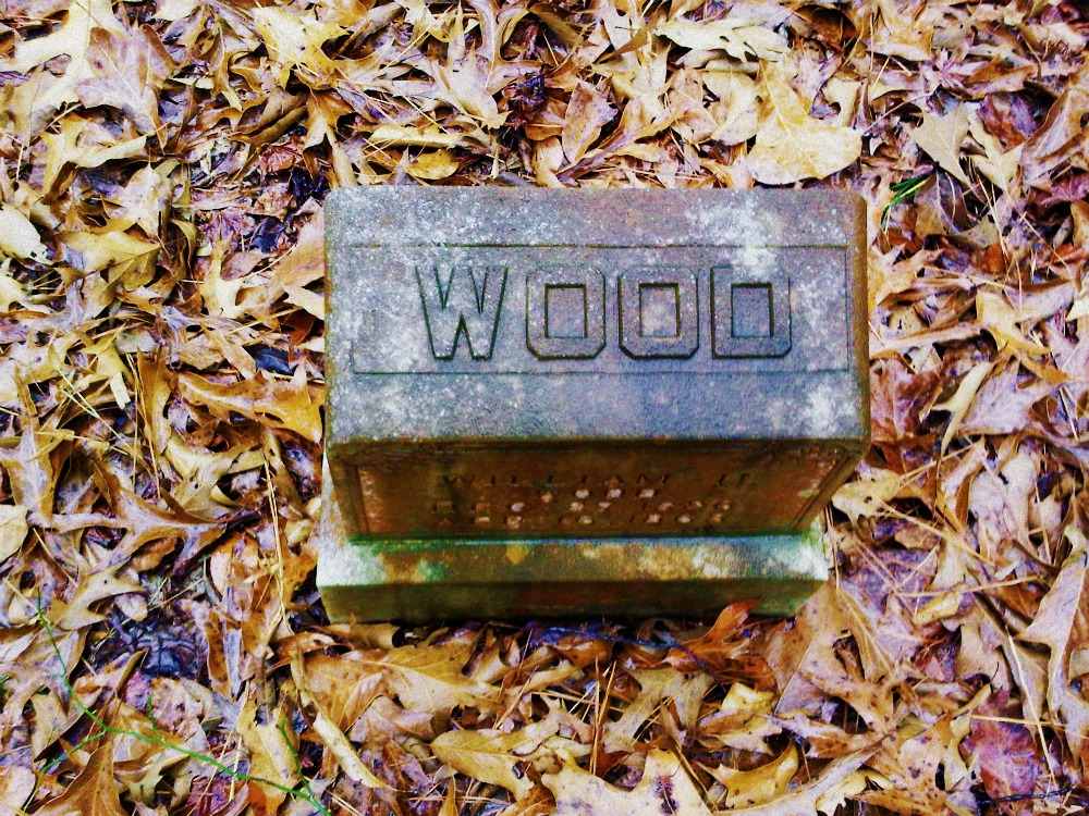 William H Wood-Mullins Cemetery, Meriwether County, Ga