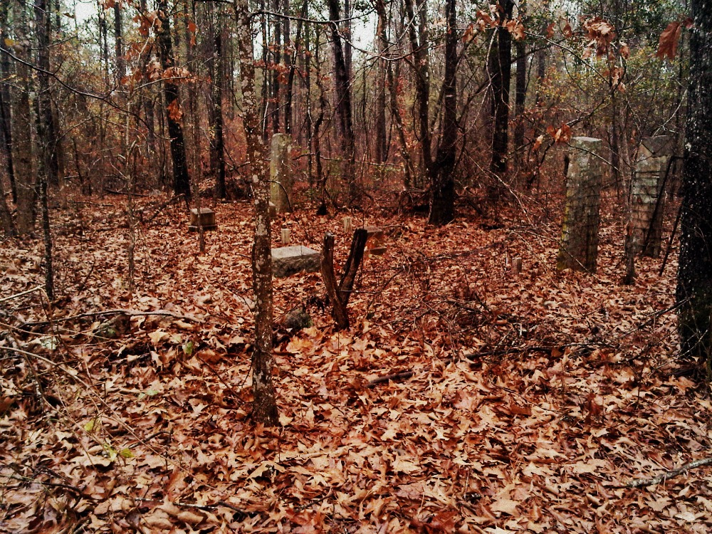 Mullins Cemetery, Meriwether County, Ga