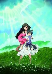 111214 - 細田守監督的最新鉅作動畫《おおかみこどもの雨と雪》預定2012年7月正式上映! (2/3)