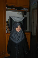 The Worlds Youngest Street Photographer Wears a Hijab.. by firoze shakir photographerno1