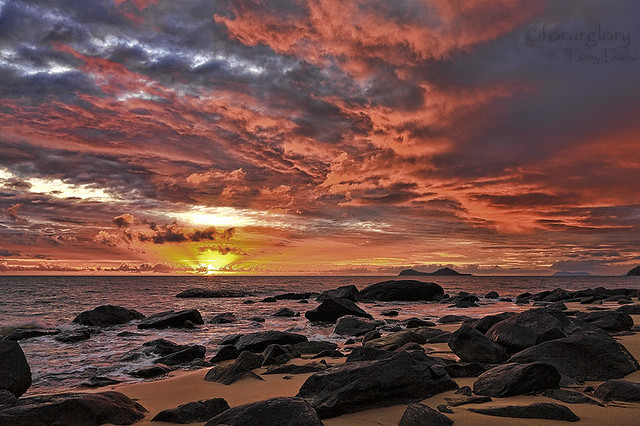 Fiery Skies-Nothern Beaches,Cairns