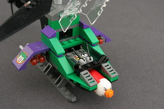 6863 Batwing Battle Over Gotham City - Joker's Helicopter 7