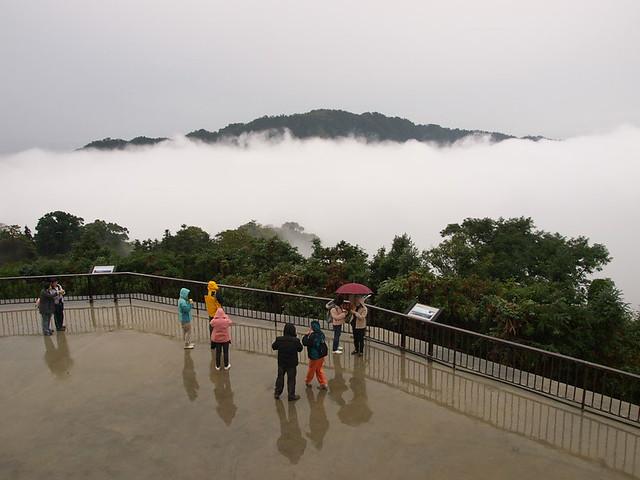 雲洞山莊的景緻