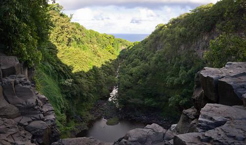 Kipahulu Area, Haleakala National Park, Maui, Hawai'i (panorama)