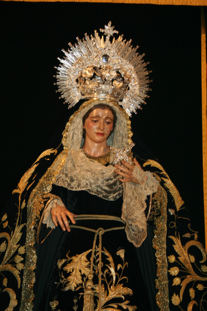 Besamanos de Nuestra Señora de las Tristezas 13