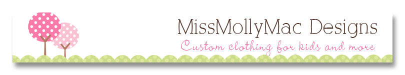 MissMollyMac Designs Header