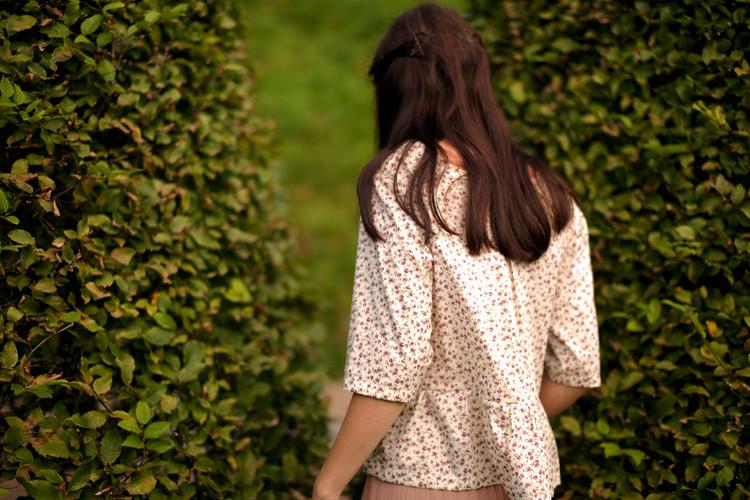 Nora blouse - A/W 11