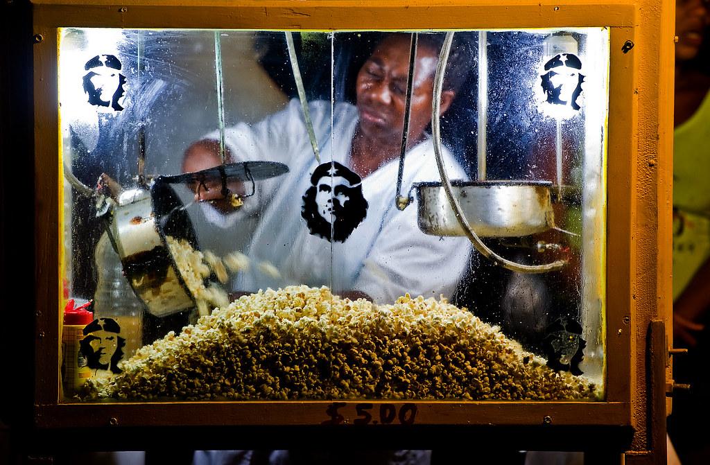 Popcorn for Saint Lazarus/Babalu Aye