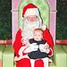 Evie: Santa Photo