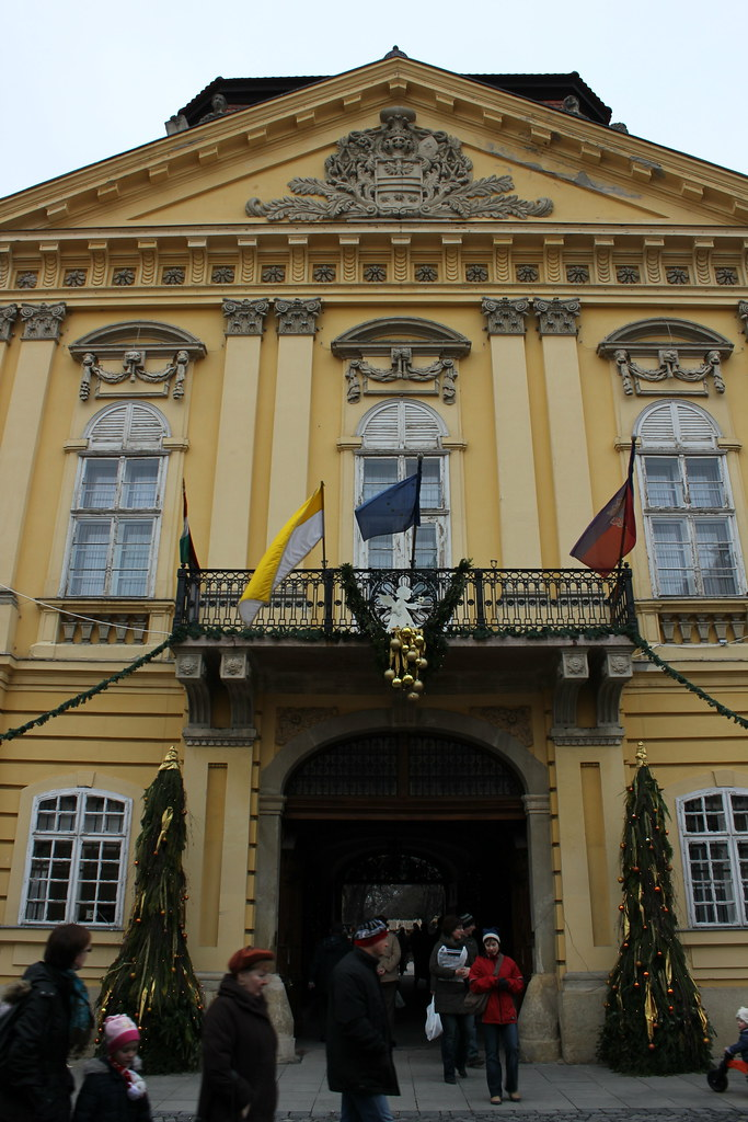 Palacio Episcopal de Székesfehérvár